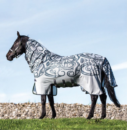 Amigo® Bug Buster Vamoose All-in-One  Fly Rug